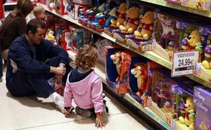 Toys 'R' Us sobrevive en España y Portugal
