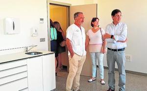 El centro de salud Antonio García de Molina contará en septiembre con tres nuevas consultas