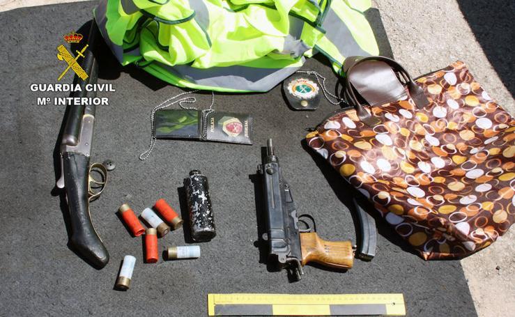 Cae una peligrosa banda especializada en robos violentos de droga a otros narcos en la Región