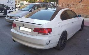 Sorprendidos con marihuana y cocaína en el coche tras circular de forma sospechosa en Murcia