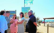 La Higuerica se suma a la red de playas sin humo