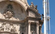 Huermur exige a la Consejería una inspección de todas las fachadas de la Catedral