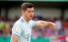 Lewandowski renuncia a dejar el Bayern y está «de corazón» en el club