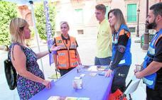 Los recintos de la Feria de Murcia se refuerzan contra casos como el de 'La Manada'