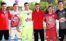 Camisetas iguales para los once equipos de ElPozo