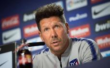 Simeone: «Quiero lo mejor para Filipe, pero también para el equipo»