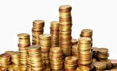 Paga más de 10.000 euros a su exmujer con calderilla