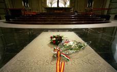 Franco será exhumado del Valle de los Caídos antes de fin de año