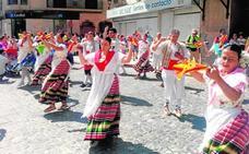 Folclore huertano en Cieza para celebrar el día grande del Patrón