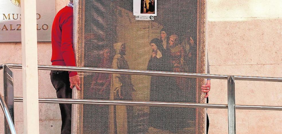 La Audiencia obliga a Ángel Tomás a ceder 19 pinturas para verificar si son falsas