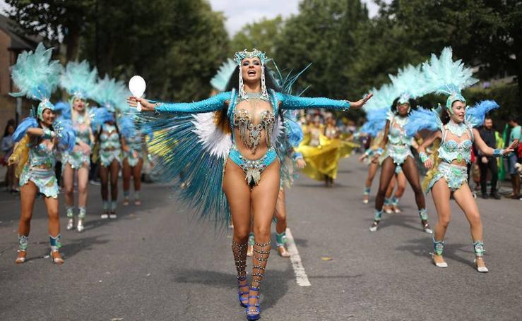 Londres se pierde entre ritmos caribeños