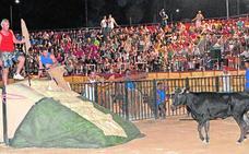 Los festeros saltan al ruedo en Las Torres