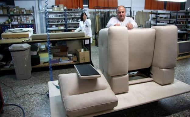 La industria murciana lidera la subida de pedidos en - Muebles en alcantarilla ...