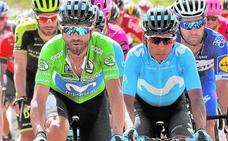 Valverde hace de escudero