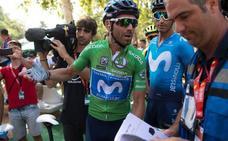 Valverde: «El Sky quería dejar el liderato y ha hecho bien»
