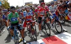 La Vuelta llega este jueves a la Región: horario y recorrido de la etapa