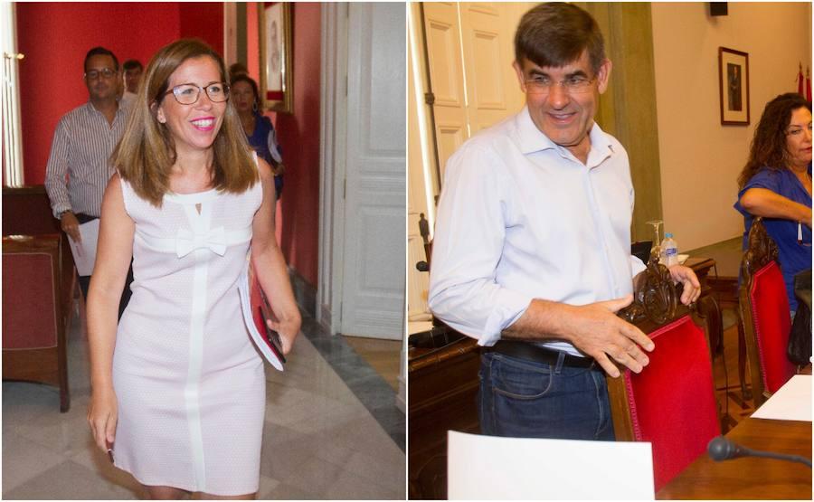 Un concejal del PSOE promueve unas primarias en Cartagena y estudia competir con Castejón