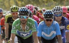 Así hemos contado la llegada de la Vuelta a San Javier