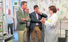 Salud modernizará Pediatría, Maternidad y Ginecología del hospital comarcal en 2019