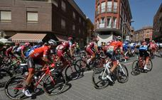 Puerto Lumbreras despide el paso de la Vuelta por la Región