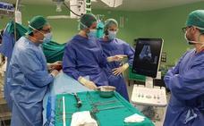 La Arrixaca, en el segundo puesto del mundo por el uso de una técnica puntera de cirugía hepática