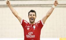 El Jimbee ficha a Eka, ex de Inter y ElPozo