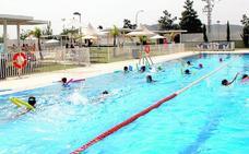 Récord en las piscinas de Puerto Lumbreras