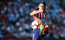 Filipe Luis admite que pidió al Atlético que le liberara «como a Gabi» para ir al PSG