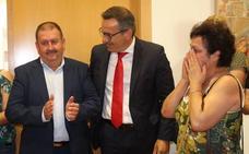 Conesa anuncia una modificación del trazado del Corredor Mediterráneo en Totana