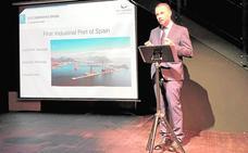 El Puerto de Cartagena promueve en Londres su expansión comercial