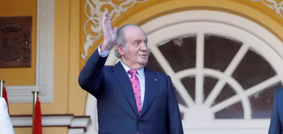 El juez descarta investigar al rey Juan Carlos por las grabaciones a Corinna