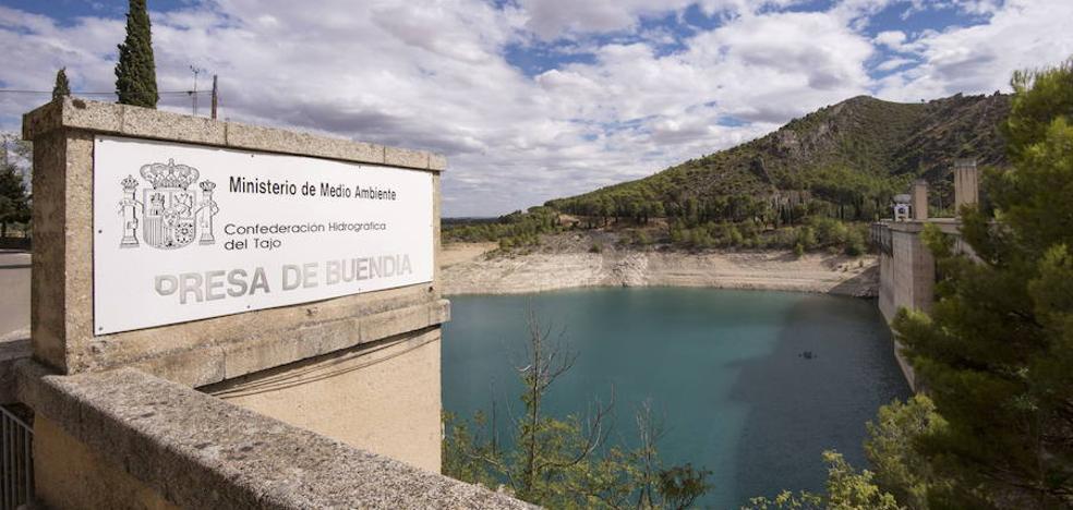 Los técnicos prevén que la cabecera del Tajo siga recibiendo agua este otoño