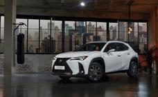 Los nuevos UX y ES, en exclusiva en Lexus Murcia