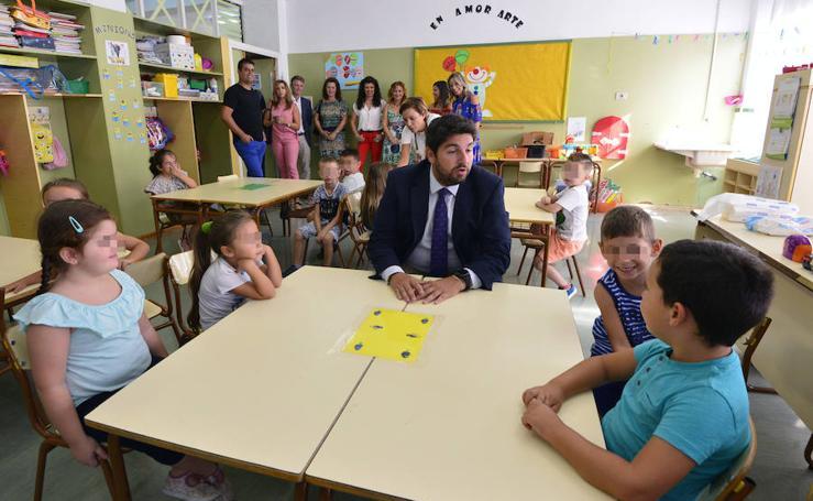 El refuerzo escolar se duplica este curso y llega a 15.000 alumnos