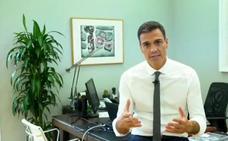 Sánchez hace balance de los primeros 100 días de un Gobierno que «hace lo que dice»