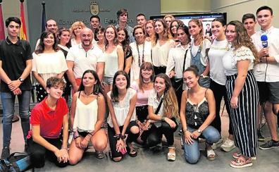 Los alumnos del Bachiller Internacional, a Nueva York