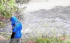 La CHS detecta cuatro vertidos al Segura con el episodio de lluvias