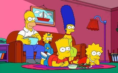El fallo garrafal en «Los Simpson» que ha pasado desapercibido durante 20 años