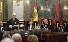 La fiscal general defiende la «firme actuación» contra el 'procés' antes del juicio