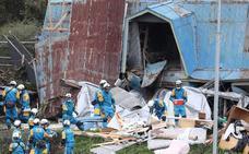 El terremoto de la isla japonesa de Hokkaido deja ya 44 muertos y 660 heridos