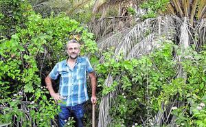 Pepe Yagües: «Hoy en día, está mal visto sacar el lado animal que nos une a la naturaleza»