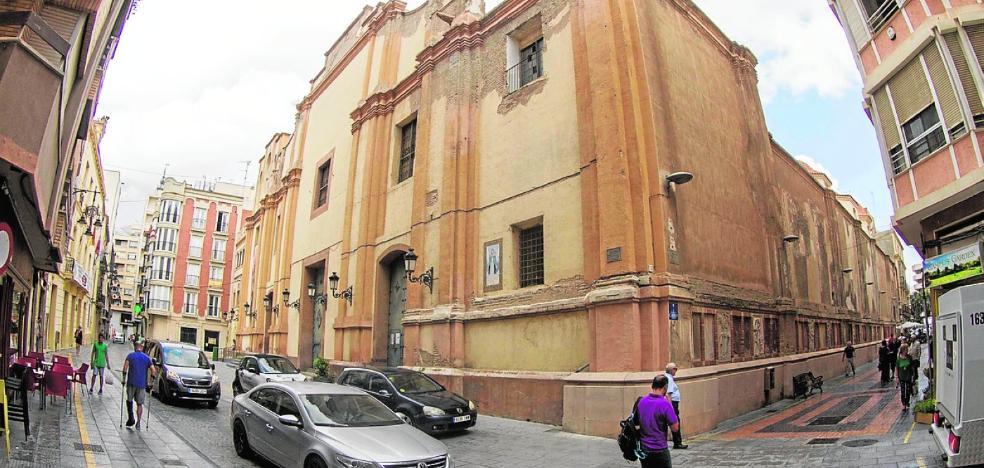 El Obispado iniciará en octubre el arreglo de Santa María de Gracia