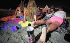 Lorca puso el mayor número de multas por vender alcohol a menores durante este verano