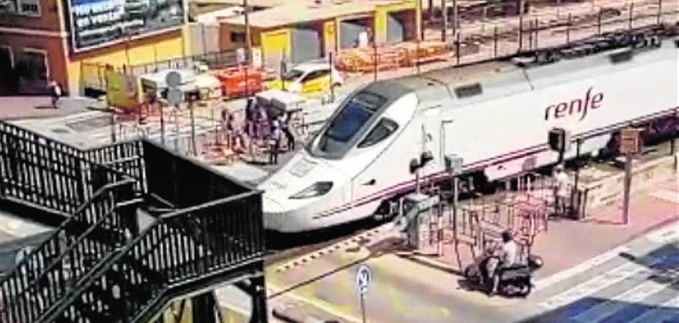 Ultiman las pruebas para que el tren híbrido esté en servicio las próximas semanas