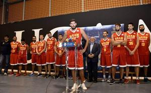 El UCAM Murcia CB duda de que Antelo pueda recuperarse de su lesión