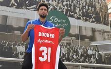 Booker: «Vengo a aportar mi liderazgo y ayudar al equipo»