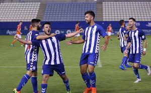 El Lorca FC remonta en inferioridad en la prórroga