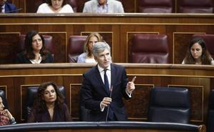 Marlaska: «La Policía no tiene ansias de intervenir en Cataluña»