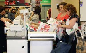 La inflación desciende en Murcia al 2,1% en agosto