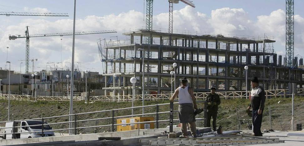 Los notarios revelan la primera caída del precio de la vivienda en dos años